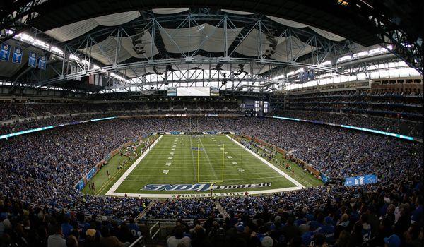 Ford Field (Leones de Detroit)