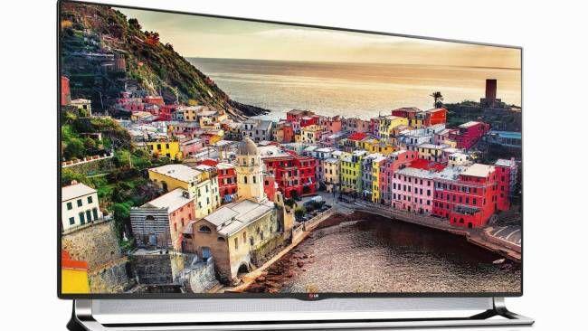 Der schärfte von LG nennt sich LA 9700. Der 65-Zoll Ultra HD behauptet von sich mit der Bildverarbeitungstechnologie Triple-XD Engine ein besonders gute Upscaling zu schaffen. Sprich: auch Full-HD Bilder werden auf 4K hochgerechnet