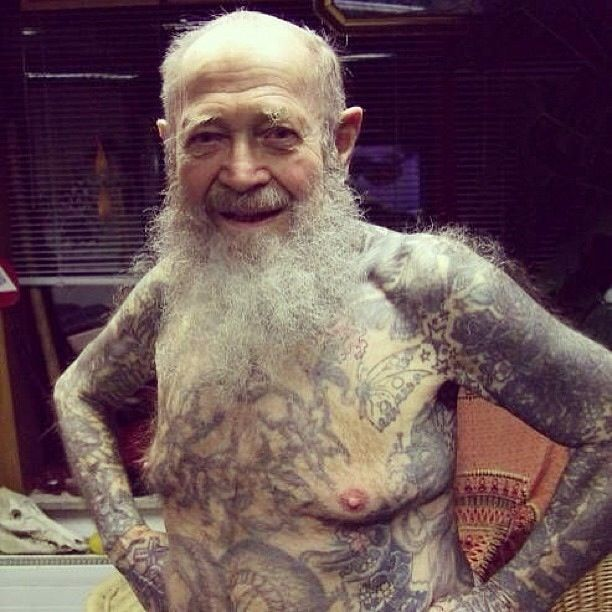 snygga tatueringar