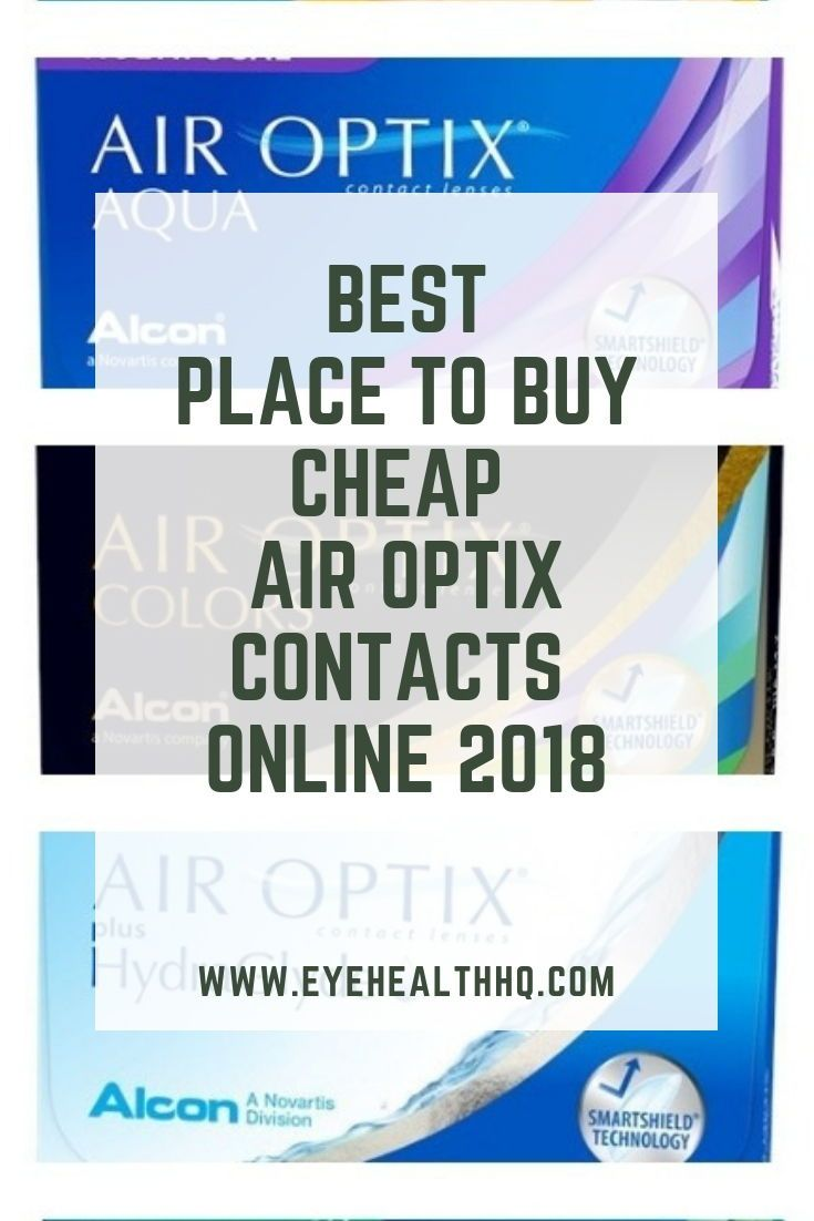Do You Wear Air Optix Contact Lenses With Prices Always On The Rise We Checked Dozens Of Online Retailers To Find O Contact Lenses Online Air Optix Cheap Air