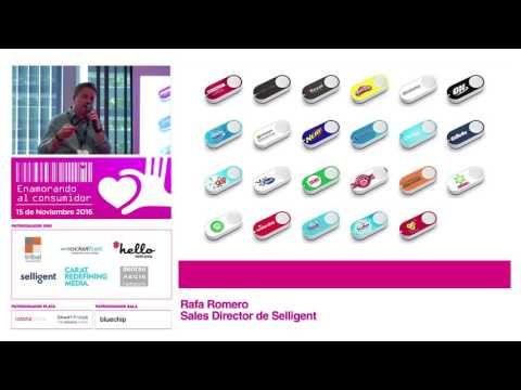Enamorando al consumidor 2016: Rafa Romero (Selligent) #ventas #marketing #marketingtips #emprendedores