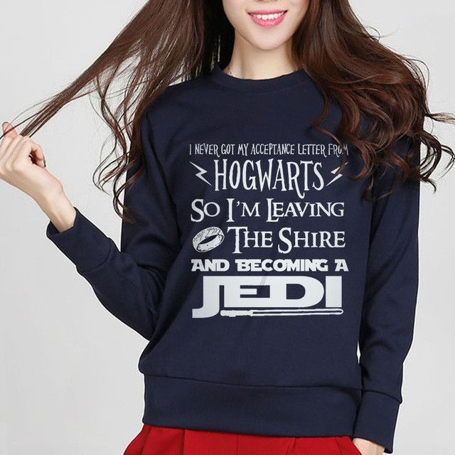 Nerdy women's sweatshirt