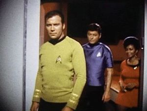 A 'Star Trek' fan has compiled over 40 minutes of outtakes and bloopers from nearly five decades of the 'Star Trek' franchise, and we have GIFs as well.