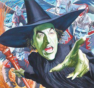 The Wizard of Oz - My Pretties - Alex Ross - World-Wide-Art.com - $450.00 #AlexRoss #WizardOfOz