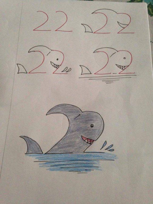 Ms de 25 ideas increbles sobre Dibujos faciles para nios en