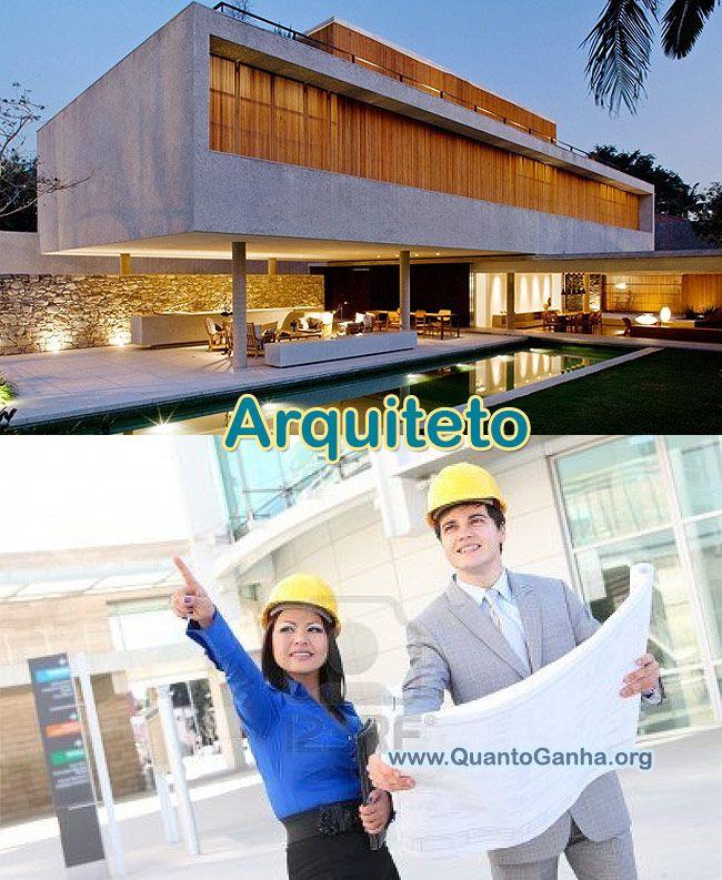 salário de arquiteto