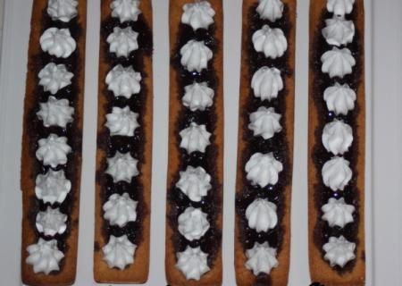 Recette de Tartelettes aux myrtilles meringuées sans cook'in | Guy Demarle