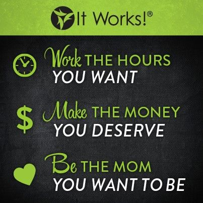 40 Best Images About It Works Distributor On Pinterest | Body