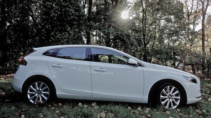 My Volvo V40 | Day one