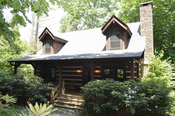 Dancing Bear Cottage -Blue Ridge NC Mountain Cabin Rentals Blowing Rock NC Boone NC