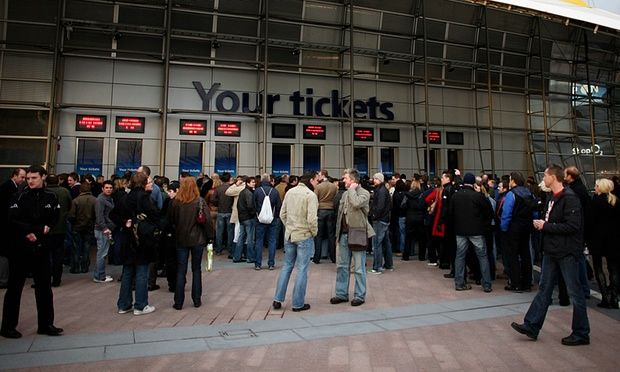 TICKET FRAUD LEAVES BRITISH FANS DUPED OUT OF £1.3M