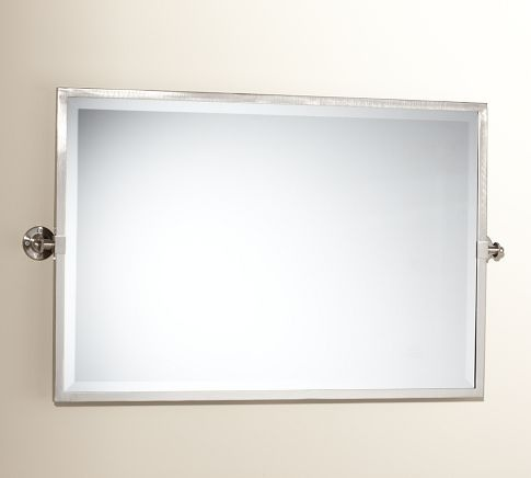 Pottery Barn Kensington Pivot Mirror Extra Large Wide