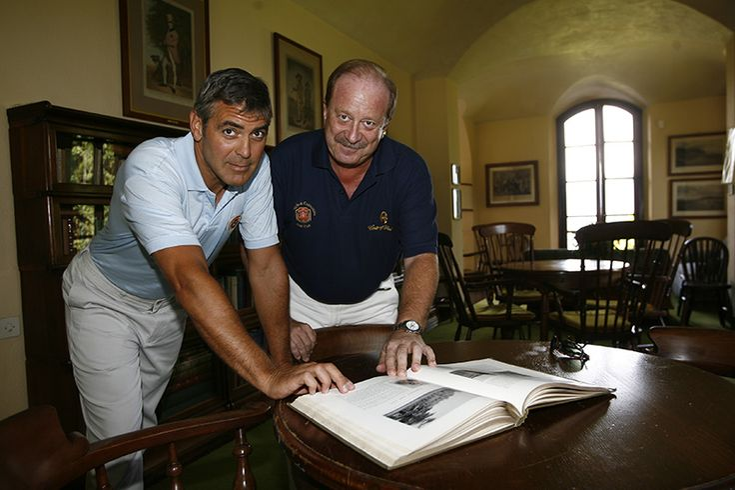 Golf Club di Menaggio, George Clooney Ask us for Tourismando's offers