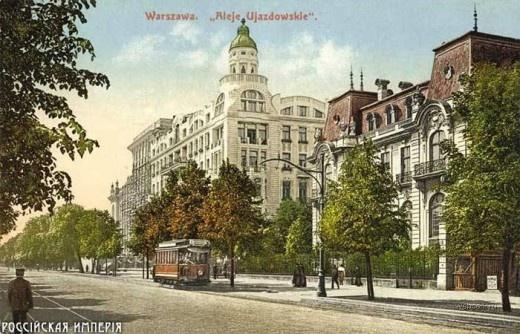 Warsaw under Russia