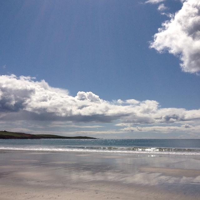 Garrylucas beach, Cork