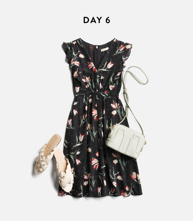 I'm not a fan of prints but this is kinda cute. And that shape works well on my body!