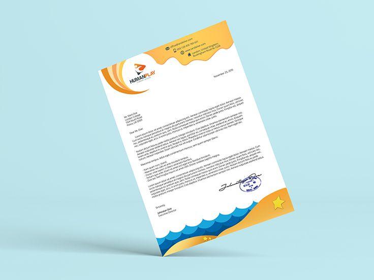 The 25+ best Company letterhead ideas on Pinterest Creative - company letterhead template