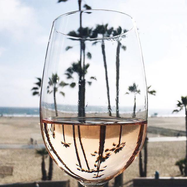 Wine and Beach