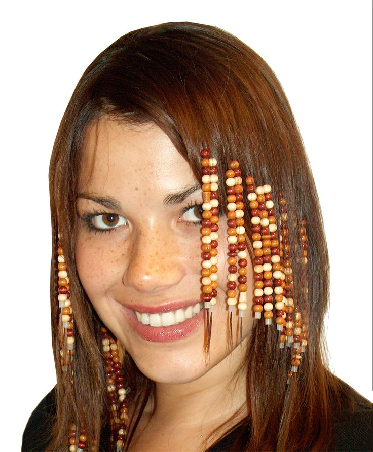 The Beady Shifter is a very easy and fun way to apply beads in your hair! - De Beady Shifter is een hele makkelijke en leuke manier om kralen in je haar te rijgen!