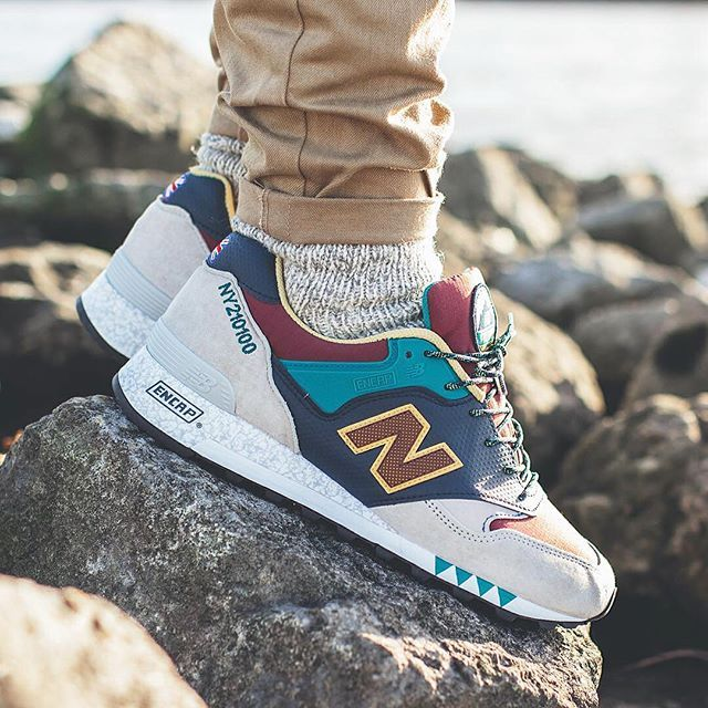 What did you wear today? : New Balance 577 'Napes' : @appie.tv #WDYWT for…