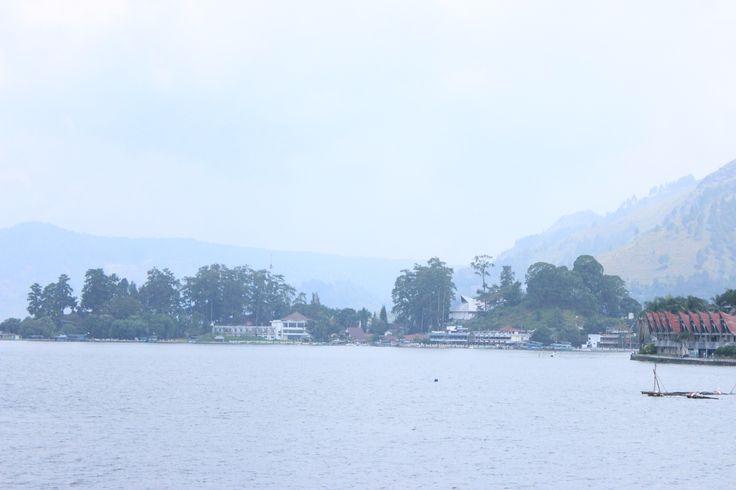 toba lake. north sumatera, Indonesia