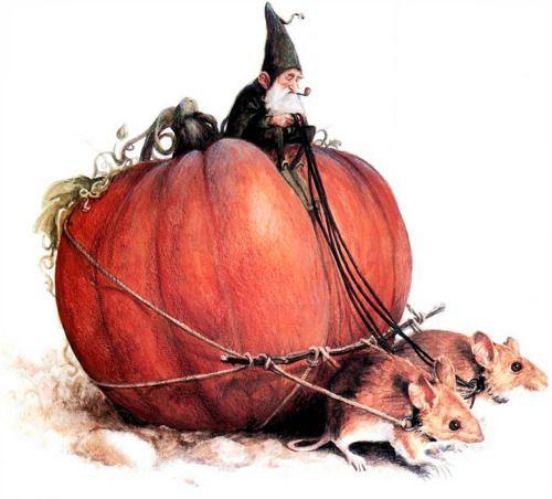 Jean-Baptiste Monge: Art Work, Art Illustrations, J B Mong, Elfi Gnomi Elves Gnomes, Artworks, Jeans Baptist, Fairies Gnomes Angels, Fairies Tales, Pumpkin Coach
