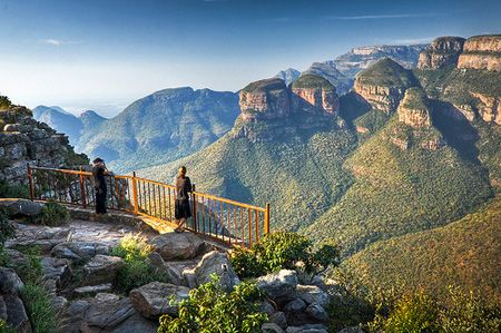 Three Rondawels, Mpumalanga, South Africa. We live in a truly magnificant country!