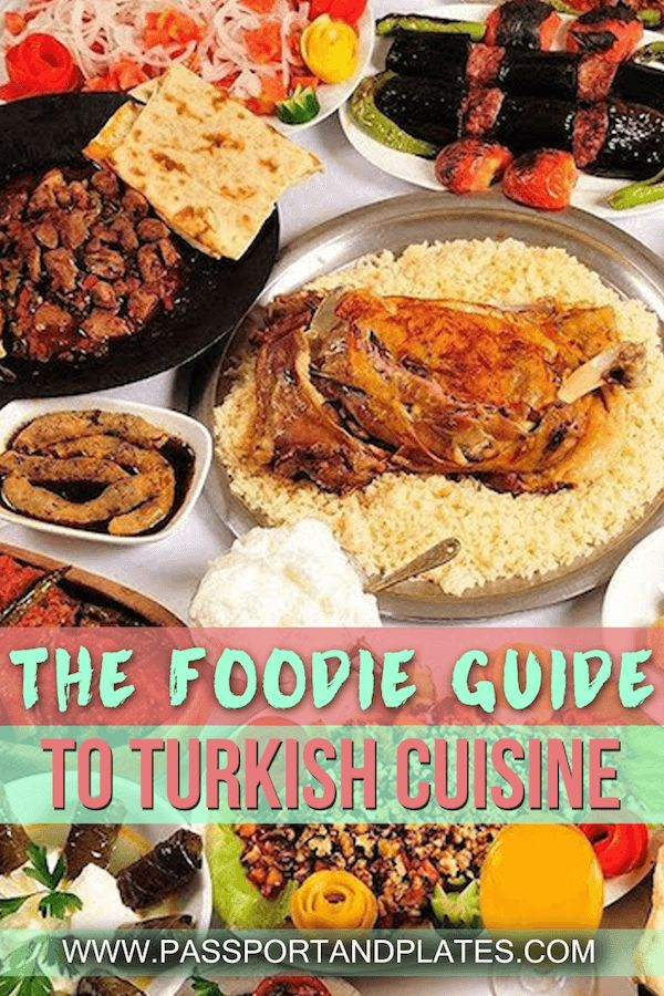 Turkish Food You MUST Eat in Turkey: Ultimate Foodie Guide