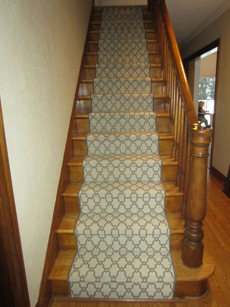 Show is stanton wool carpet addison in ecru very similar for Durable carpet for stairs