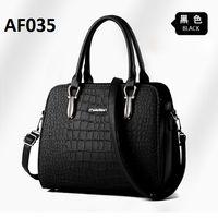 AF035 HITAM Tas import AL-Fattah | Tas wanita tas fossil tas wanita