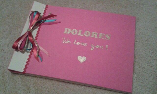 Álbum Dolores 1