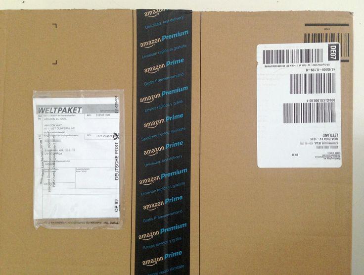 Amazon Prime box G30 details