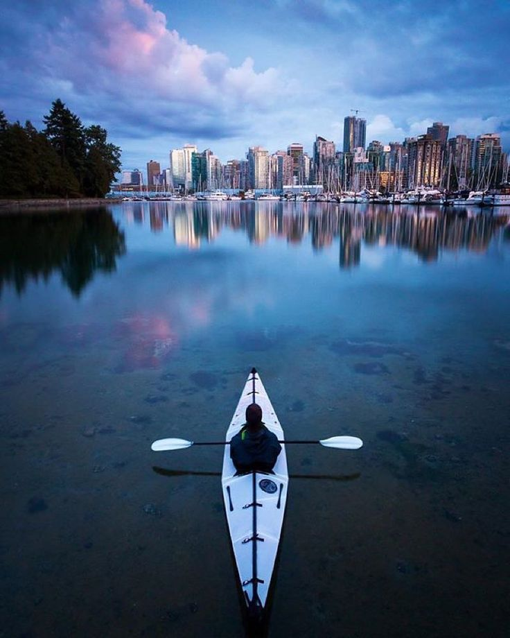Places To Visit In Vancouver During Summer: Kayaking, Canoeing, Paddle Boarding