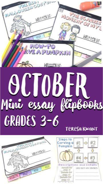 1000+ images about October Teaching Ideas on Pinterest | Pumpkin ...