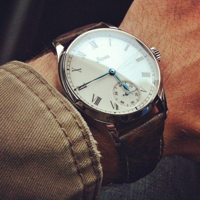 Stowa Marine Original Roman Numerals Watch