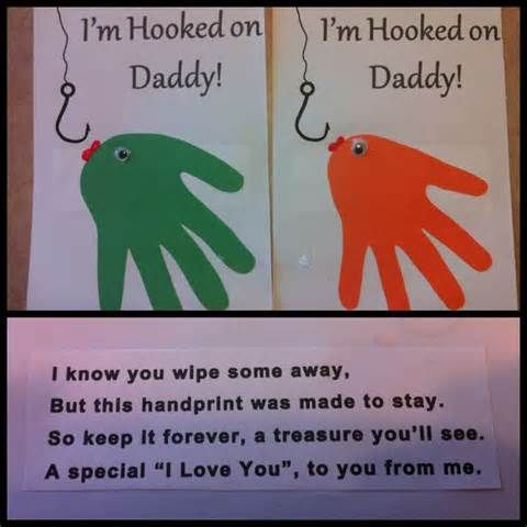 father's day crafts for toddlers