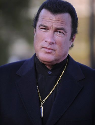 Steven Segal - If I were to have a relationship purely based on physical attraction it would be with Steven Segal.