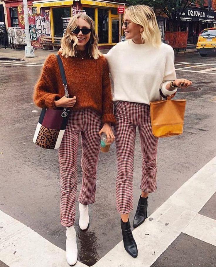 Twinning: Der Trend, auf den jetzt alle Streetstyle-Stars setzen