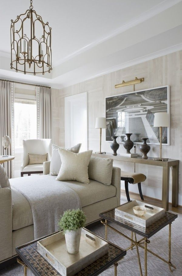 Sugar Cube Interior Basics: How To Decorate A Monochromatic Room