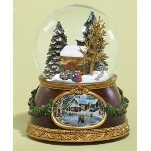 Let it snow, Snow globes and Musicals on Pinterest