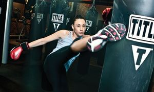 Groupon - $ 24.99 for Two Weeks of Unlimited Classes with Hand Wraps at TITLE Boxing Club ($134 Value) in Brandon. Groupon deal price: $24.99