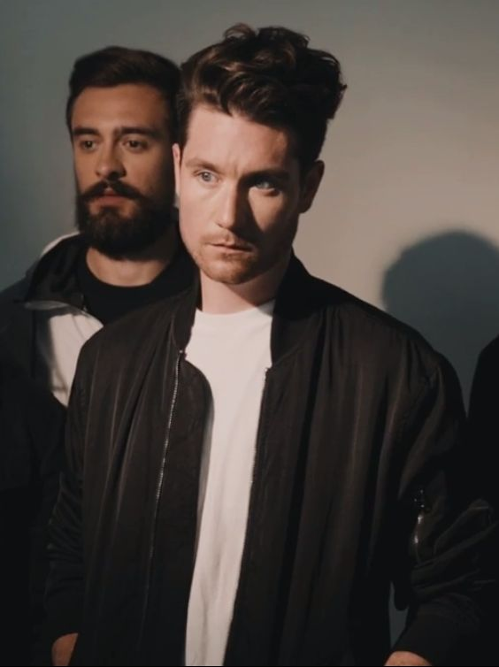 I've always wanted a bomber jacket like Dan Smith's <3 NME JULY 2016 Behind the scenes