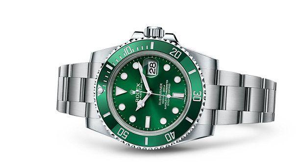 Rolex Submariner Date Verde • Joyería Gordillo