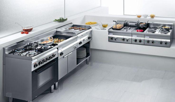 cucine professionali industriali