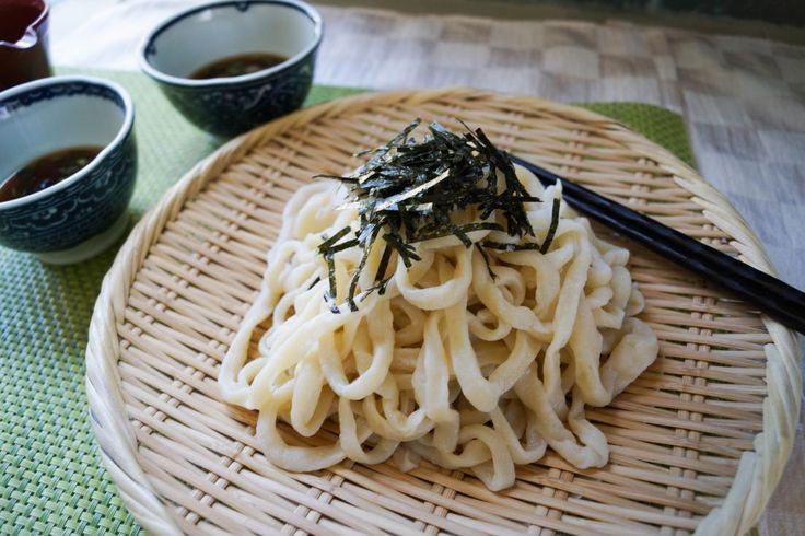 Homemade udon recipe