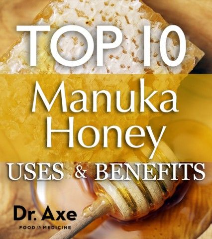 Manuka Honey Uses and Health Benefits Title http://www.draxe.com #health #holistic #natural