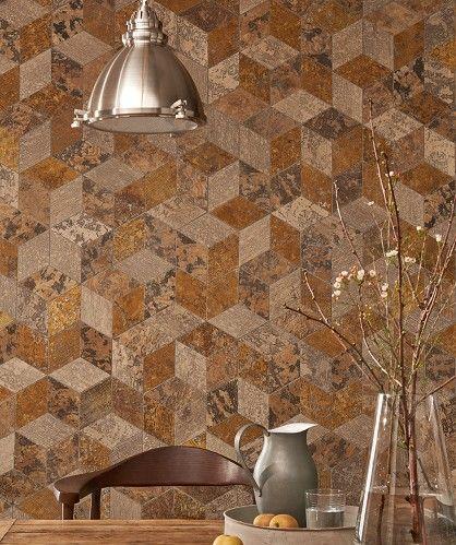 Etched Hex Tile