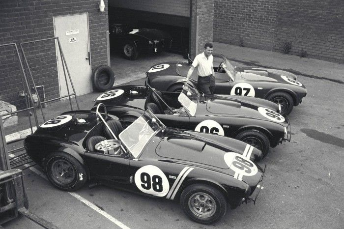Carroll Shelby's former southern California shop changes hands