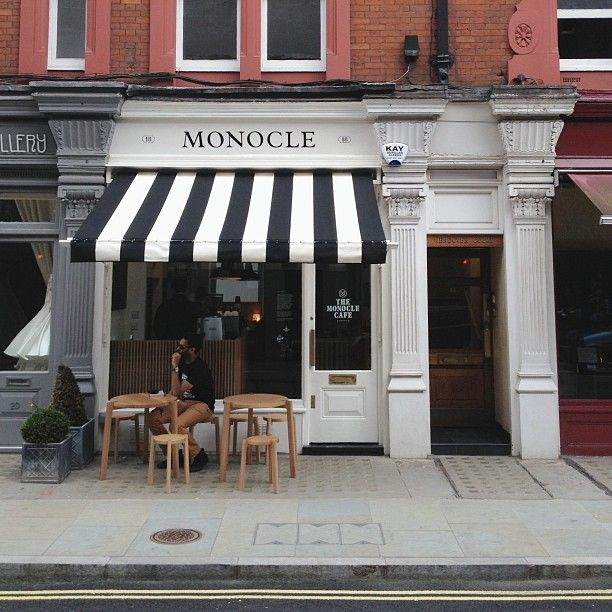 Monocle Cafe | London