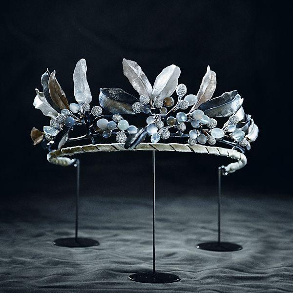 """La Corte Reale: """"Midnight tiara"""": capolavoro di design per la principessa Mary di Danimarca"""